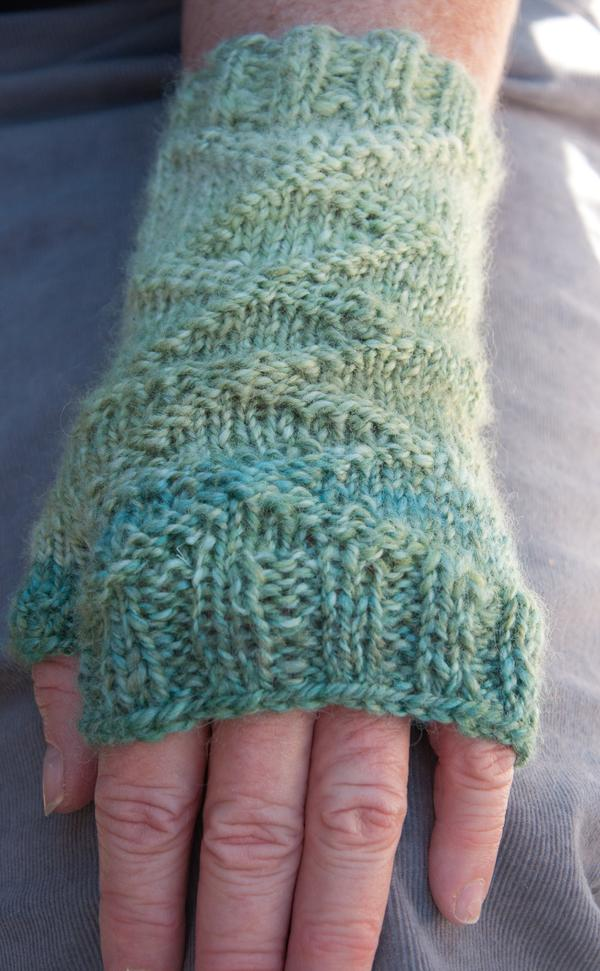 Mohs Mitts Knitting Pattern