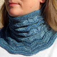 Tidepool Cowl Knitting Pattern