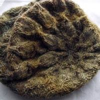 Sea Lily Hat knitting pattern