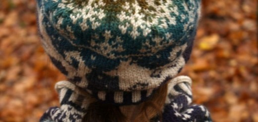 Iditarod Hat knitting pattern